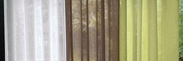 Découvrez les divers types de rideaux sur le marché