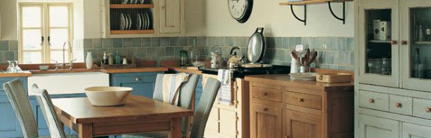 La cuisine esprit vintage : style cosy de décoration