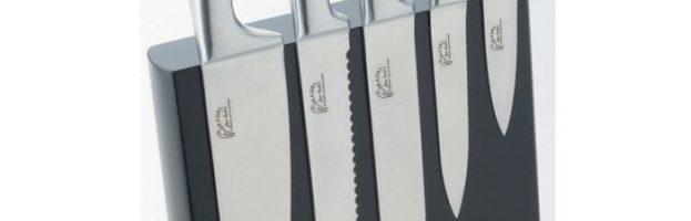Choisir des couteaux de chef  pour sa cuisine ?
